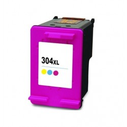 HP 304XL color cartucho de tinta compatible