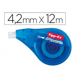 Corrector Tipp-ex Easy lateral 4,2 mm x12 m