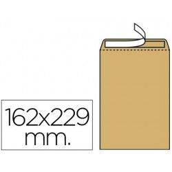 Sobre bolsa C5, medida 162...