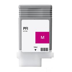 Canon PFI104 magenta cartucho de tinta compatible 3631B001