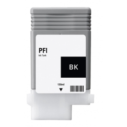 Canon PFI107 negro cartucho de tinta compatible PFI-107BK/ 6705B001