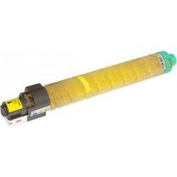 Ricoh Aficio SP-C811DN amarillo cartucho de toner compatible 884202
