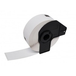 Brother DK11203 compatible, etiquetas de papel térmico precortadas 62 x 100 mm.