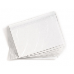 Sobres packing list docufix de 165 x 122 mm transparente. Caja de 1.000 uds.