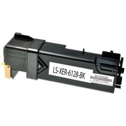 Xerox Phaser 6128 negro cartucho de toner compatible 106R01455