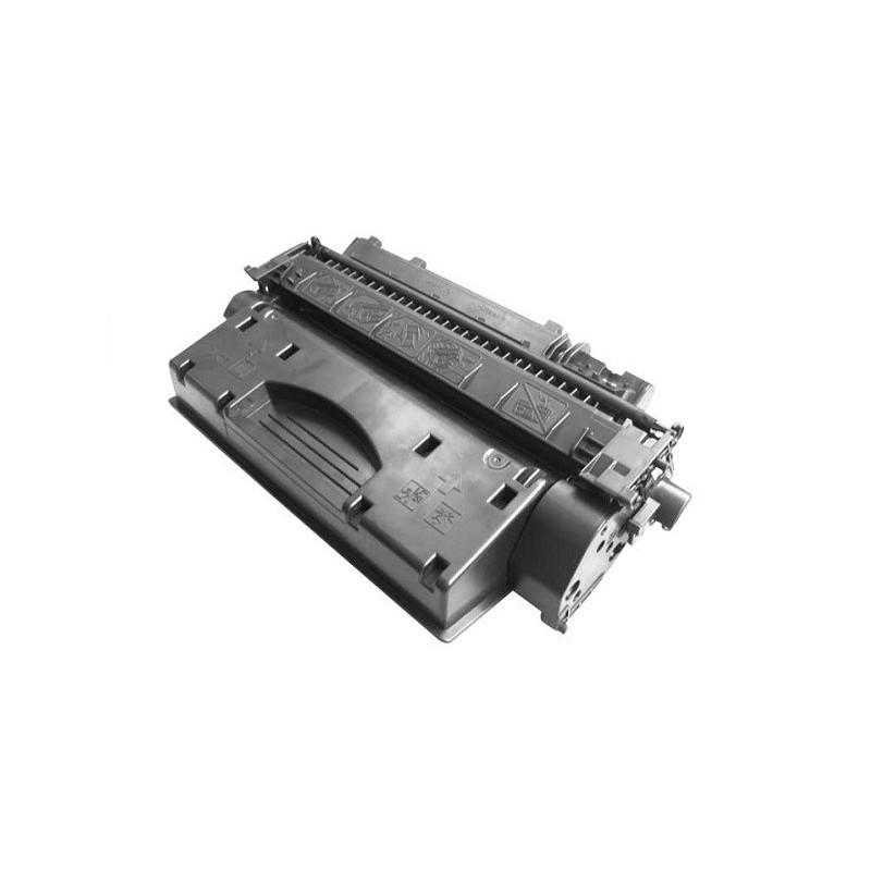 HP CE505X negro alta capacidad cartucho de toner compatible Nº05X