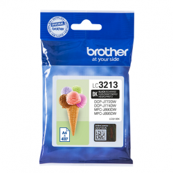 BROTHER LC3213 NEGRO CARTUCHO DE TINTA ORIGINAL