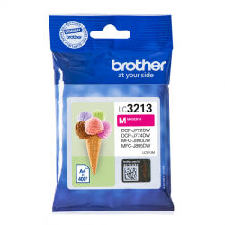 BROTHER LC3213 MAGENTA CARTUCHO DE TINTA ORIGINAL
