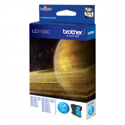 BROTHER LC1100 CIAN CARTUCHO DE TINTA ORIGINAL