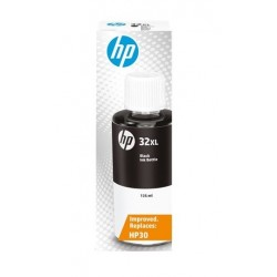 HP 32XL NEGRO BOTELLA DE TINTA ORIGINAL 1VV24AE