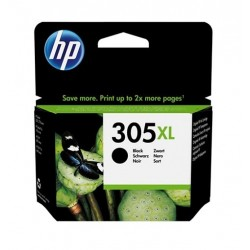 HP 305XL NEGRO CARTUCHO DE...