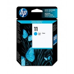 HP 11 CYAN CARTUCHO DE TINTA ORIGINAL C4836A