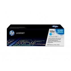HP CB541A CIAN CARTUCHO DE TONER ORIGINAL Nº125A